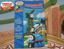 THOMAS & FRIENDS WOODEN RAILWAY  ~ 2004 YEARBOOK X ~ ABSOLUTELY MINT ~ W/CRANKY!
