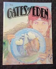 1982 GATES OF EDEN #1 Fantaco VF+ John Byrne - Jim Stalin - Mike Kaluta
