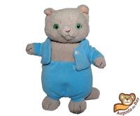 Peluche Chat - Tom Chat - Béatrix Potter - Augusta du Bay Baby - Gemini - 20 cm