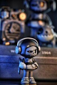 Mr Bone Mini by Mytoy ( PVC / Resin / 8 cm Figure ) RARE