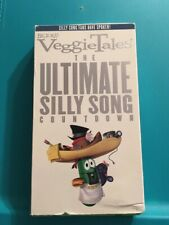 VeggieTales  VHS The Ultimate Silly Song Countdown