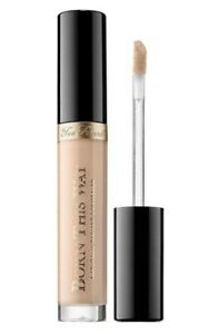 Too Faced Born This Way Naturally Radiant Concealer Fairest Full Size 7mL 0.23oz