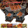 Japanese Korean Style Ceramic BBQ Grill Hibachi Charcoal Barbecue Stove Cooker