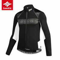 Men Winter Cycling Jacket Bicycle Bike Thermal Windproof Cycling Jersey M-3XL