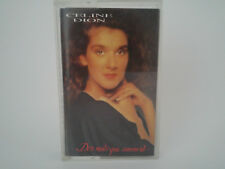 Celine Dion – Des Mots Qui Sonnent - Columbia – 1991 (Cassette Audio-K7-Tape)