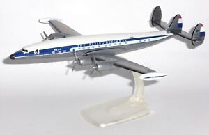 PPC KLM Lockheed L-1049 Super Constellation PH-TFQ Desk 1/125 Model AV Airplane