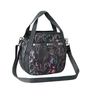 LeSportsac Classic Small Jenni Crossbody in Windswept Floral Shadow NWT