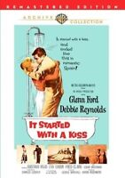 It Started with a Kiss [New DVD] It Started with a Kiss [New DVD] Manufactured
