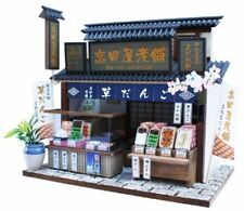 Billy doll house  Shibamatas Dango shop  Miniature Model Kit