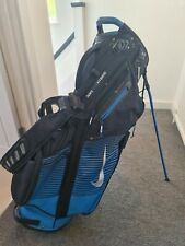 Nike Air Hybrid Stand Bag - 14 Way Divider - Blue