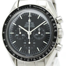 Polished OMEGA Speedmaster Professional Steel Moon Watch 3570.50 BF316155