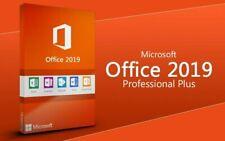 Microsoft Office 2019 Professional Plus ✓ version complète ✓ 32/64bit ✓ licence-Key ✓