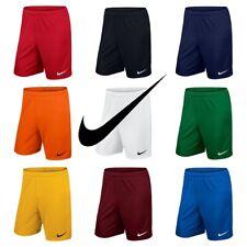 Nike Boys Football Shorts Park Kids Sports Training Gym Running Short