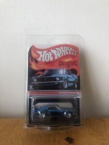 Hot Wheels 2018 RLC Mustang Boss 302
