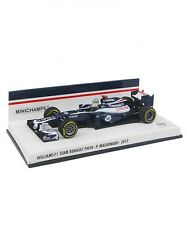 New Minichamps 1/43 Williams F1 Team Renault FW34 P. Maldonado 2012 from Japan