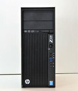 2x HP WorkstationZ230 Quad i7-4770 3.4GHz 480 SSD 16 GB RAM Windows 10 Pro WiFi