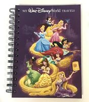 Disney Parks My Walt Disney World Travels Journal Princesses Book Diary