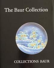 LIVRE/BOOK : The Baur Collection - Japanese Ceramics (Céramiques Japonaises)
