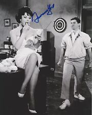 Francine York Signed 8x10 Photo - Tickle Me / Lost In Space / Batman 1966 RARE