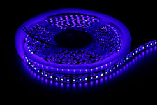 12V 24V 3528 SMD Led Light Strip Waterproof White/Blue/Green/Red/Pink 600 LEDs