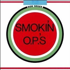 Smokin' O.P.'s [Remaster] by Bob Seger (CD, Jun-2005, Capitol)