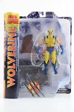 Marvel Select, Wolverine, First Appearance Variant, Diamond Select Toys, Rare