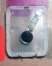 iPhone 7 8 Plus JC 4th gen Home Button Replacement Flex NO BLUETOOTH - Black UK