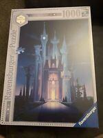 Disney Castle Collection Ravensburger Cinderella 1000 Piece Puzzle