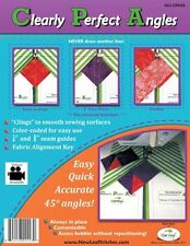 Clearly Perfect Angles New Leaf Quilt Tool, Nls-Cpa08