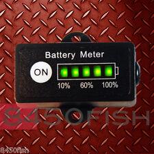 24 Volt Battery Meter, fuel gauge
