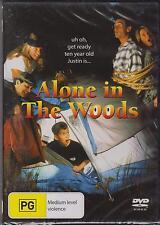 ALONE IN THE WOODS -  Daniel McVicar, Laraine Newman, Sarah Bibb - DVD - NEW -