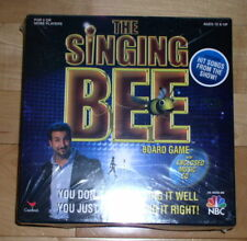 New Sealed The Singing Bee Board Game Music CD