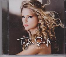 TAYLOR SWIFT - FEARLESS - CD - NEW -