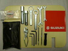 Genuine Suzuki Tool Kit GS850 GS1000 GS1100 RGV250 Toolkit