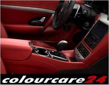 Kit Rigenera Colore Spallina Pelle Maserati Rosso Corallo Red interni GT  Cabrio