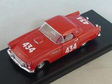 Rio 4362 - Ford Thunderbird #434 Mille Miglia - 1957   1/43