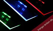 4er Set Clips RGB LED Glasbodenbeleuchtung Licht für Glasböden TG5022-004