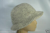 Ladies HEADLINERS Bucket Hat - Gray - Knit