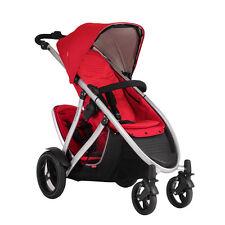 Phil & Teds New Verve V3 Stroller & Double Kit Cherry Brand New!! Open Box!
