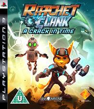 Ratchet & clank a crack in time ~ PS3 (en très bon état)