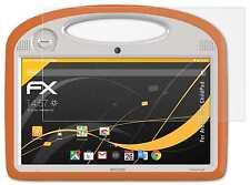 2x FX-Anti Reflex pellicola protettiva Archos 101 ChildPad Proteggi Schermo Pellicola