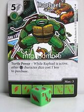 Dice Masters - #036 Raphael Raph - Teenage Mutant Ninja Turtles