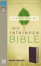 Large Print Reference Books in English