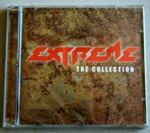 EXTREME - THE COLLECTION (2002 15 TRACK BEST OF) - BRAND NEW & SEALED