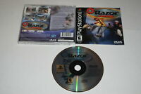 Razor Racing Playstation PS1 Video Game Complete