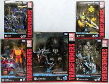 Lot 5 Transformers Studio Series Action Figures Jetfire Megatron Hot Rod B-127