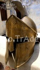 Greek Medieval Knight Helmet Armor Antique 300 Spartan HALLOWEEN/CHRISTMAS GIFT