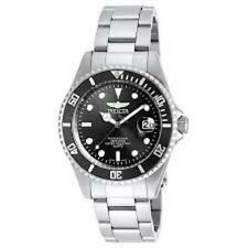 Invicta Men's 8932OB Pro Diver Black Dial Stainless Steel Watch