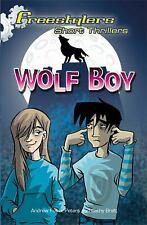 Wolf Boy by Peters, Andrew Fusek