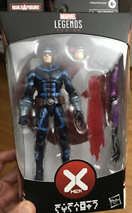 """Marvel Legends 6"""" House of X Cyclops New Sealed IN HAND w/Tri-Sentinel BAF"""